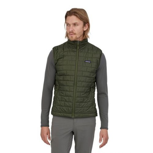 patagonia-nano-puff-vest-kelp-forest Available online or in store at assembly88 men's shop in Allentown, PA