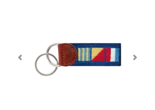 smathers-branson-got-rum-needlepoint-key-fob Available online or in store at assembly88 men's shop in Allentown, PA