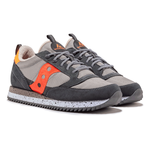 Saucony Jazz Original Peak Dark Shadow Wild Dove ViZiOrange