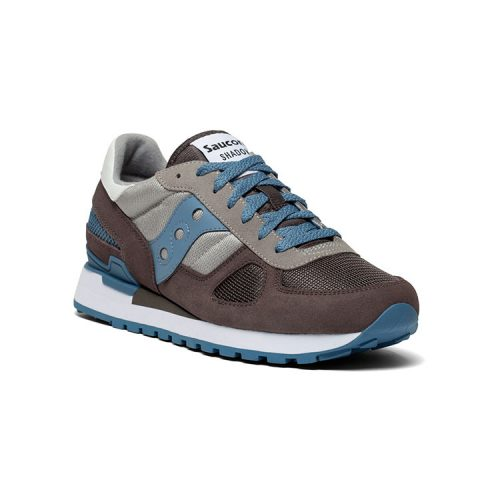 saucony-shadow-original-grey-blue-mens-saucony Available online or in store at assembly88 men's shop in Allentown, PA