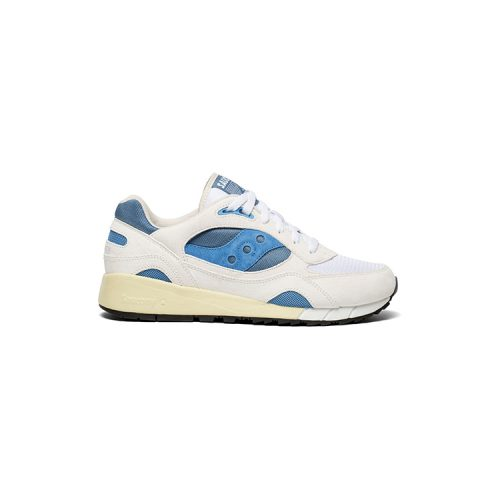 saucony-mens-shadow-6000-white-blue Available online or in store at assembly88 men's shop in Allentown, PA