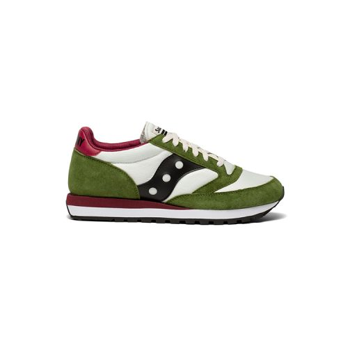 saucony-jazz-81-pesto-mens-sneakers Available online or in store at assembly88 men's shop in Allentown, PA