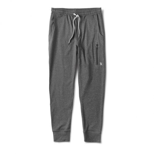 vuori-sunday-performance-jogger-charcoal-heather Available online or in store at assembly88 men's shop in Allentown, PA