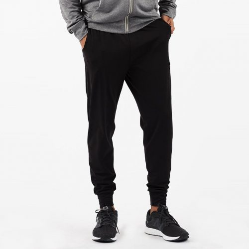vuori-sunday-performance-jogger-black Available online on in store at assembly88 men's shop in Allentown, PA