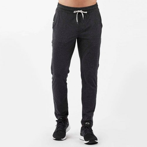 vuori-ponto-performance-pant-charcoal-heather Available online or in store at assembly88 men's shop in Allentown, PA
