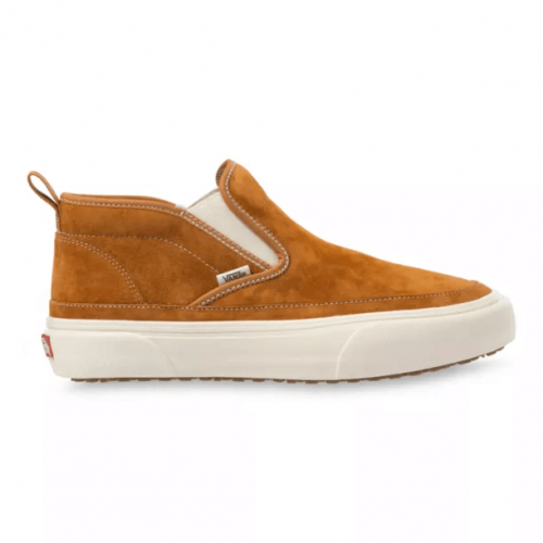 Vans Mid Slip SF MTE Suede Pumpkin Spice/Antique White