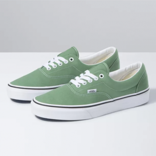 vans-era-shale-green-true-white-men's-vans Available online or in store at assembly88 men's shop in Allentown, PA