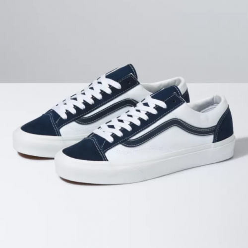 vans-classic-sport-style-36-dress-blues-true-white Available online or in store at assembly88 men's shop in Allentown, PA