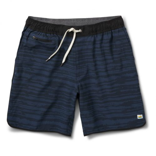 vuori-banks-short-ink-tie-dye-stripe Available online or in store at assembly88 men's shop in Allentown, PA