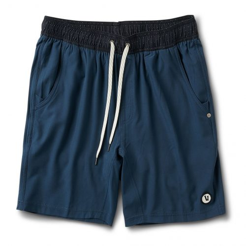 vuori-kore-short-indigo-men's-shorts Available online or in store at assembly88 men's shop in Allentown, PA