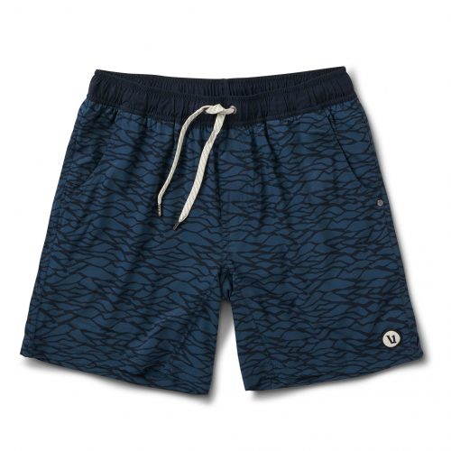 vuori-kore-short-indigo-mountains-men's-shorts Available online or in store at assembly88 men's shop in Allentown, PA