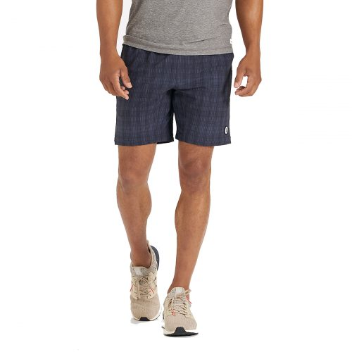 vuori-kore-short-ink-shibori-grid Available online or in store at assembly88 men's shop located in Allentown, PA