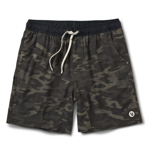 vuori-kore-short-oregano-watercolor-camo Available online or in store at assembly88 men's shop in Allentown, PA