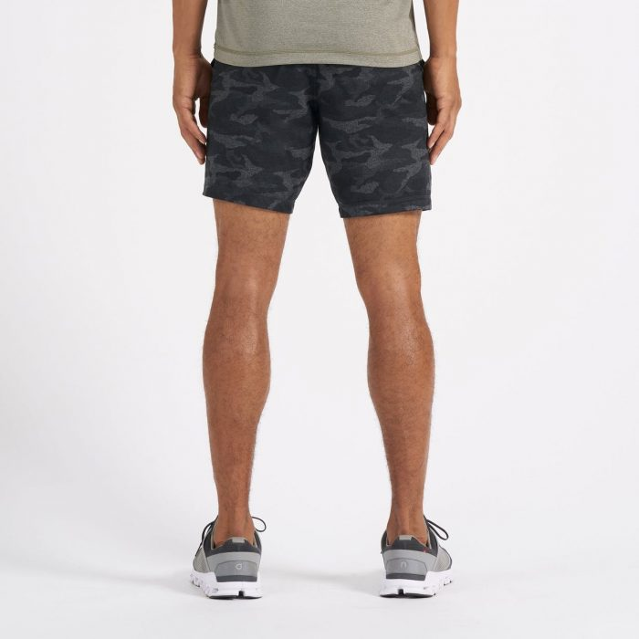 vuori-ponto-short-black-camo-mens-shorts Available online or in store at asssembly88 men's shop in Allentown, PA