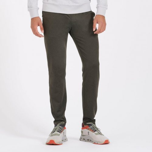 vuori-ponto-performance-pant-oregano-heather Available online or in store at assembly88 men's shop in Allentown, PA