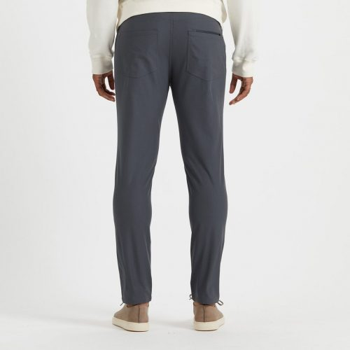 vuori-meta-pant-charcoal-mens-vuori available online or in store at assembly88 men's shop located in Allentown, PA