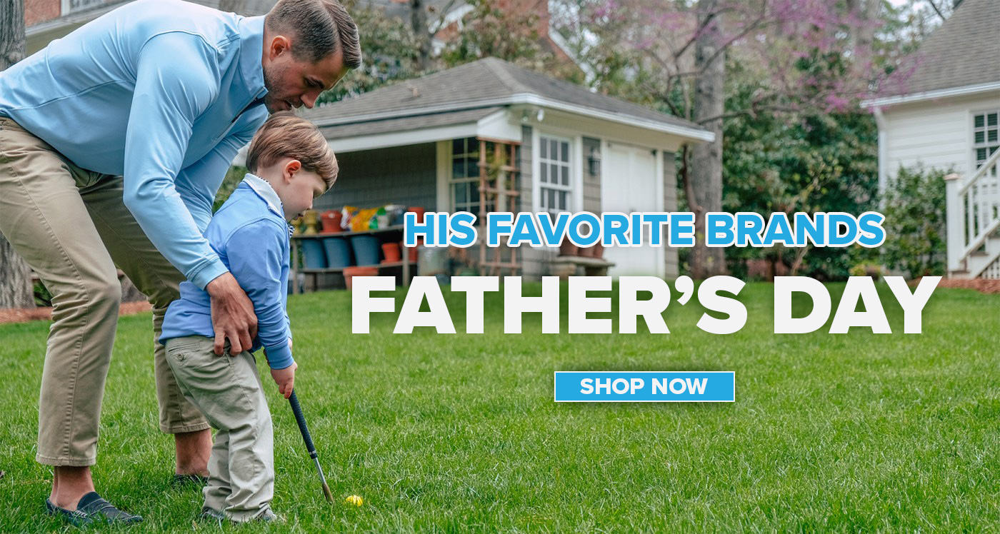 Father's Day Mens Clothing Specials