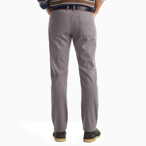johnnie-o-hugo-6-pocket-pant-granite Available online or in store at assembly88 men's shop in Allentown, PA