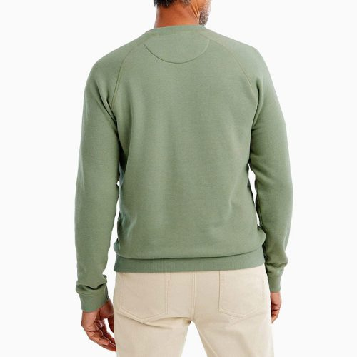 johnnie-o-pamlico-sweatshirt-avocado Available online or in store at assembly88 men's shop in Allentown, PA