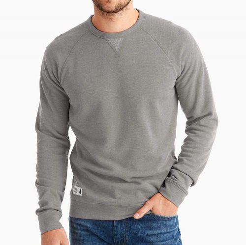 johnnie-o-pamlico-sweatshirt-dark-stormy Available online or in store at assembly88 men's shop in Allentown, PA