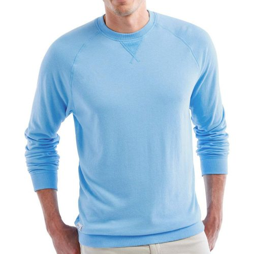 johnnie-o-pamlico-sweatshirt-maliblu Available online or in store at assembly88 men's shop in Allentown, PA