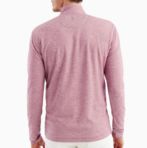johnnie-o-randall-prep-formance-1-4-zip-pullover-rose Available online or in store at assembly88 men's shop in Allentown, PA