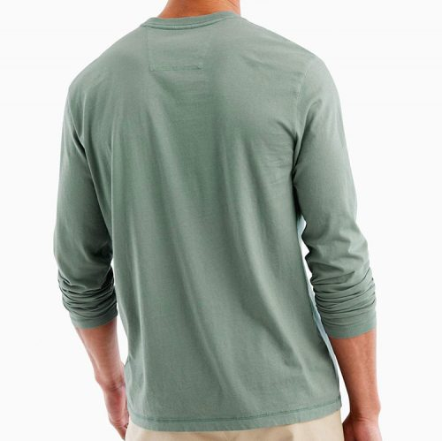 johnnie-o-brennan-long-sleeve-t-shirt-canal Available online or in store at assembly88 men's shop in Allentown, PA
