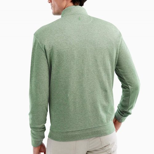 johnnie-o-sully-1-4-zip-pullover-ivy Available online or in store at assembly88 men's shop in Allentown, PA
