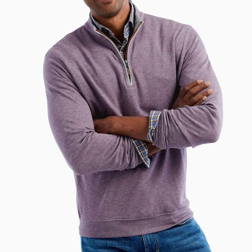 johnnie-o-sully-1-4-zip-pullover-potion Available online or in store at assemby88 men's shop in Allentown, PA